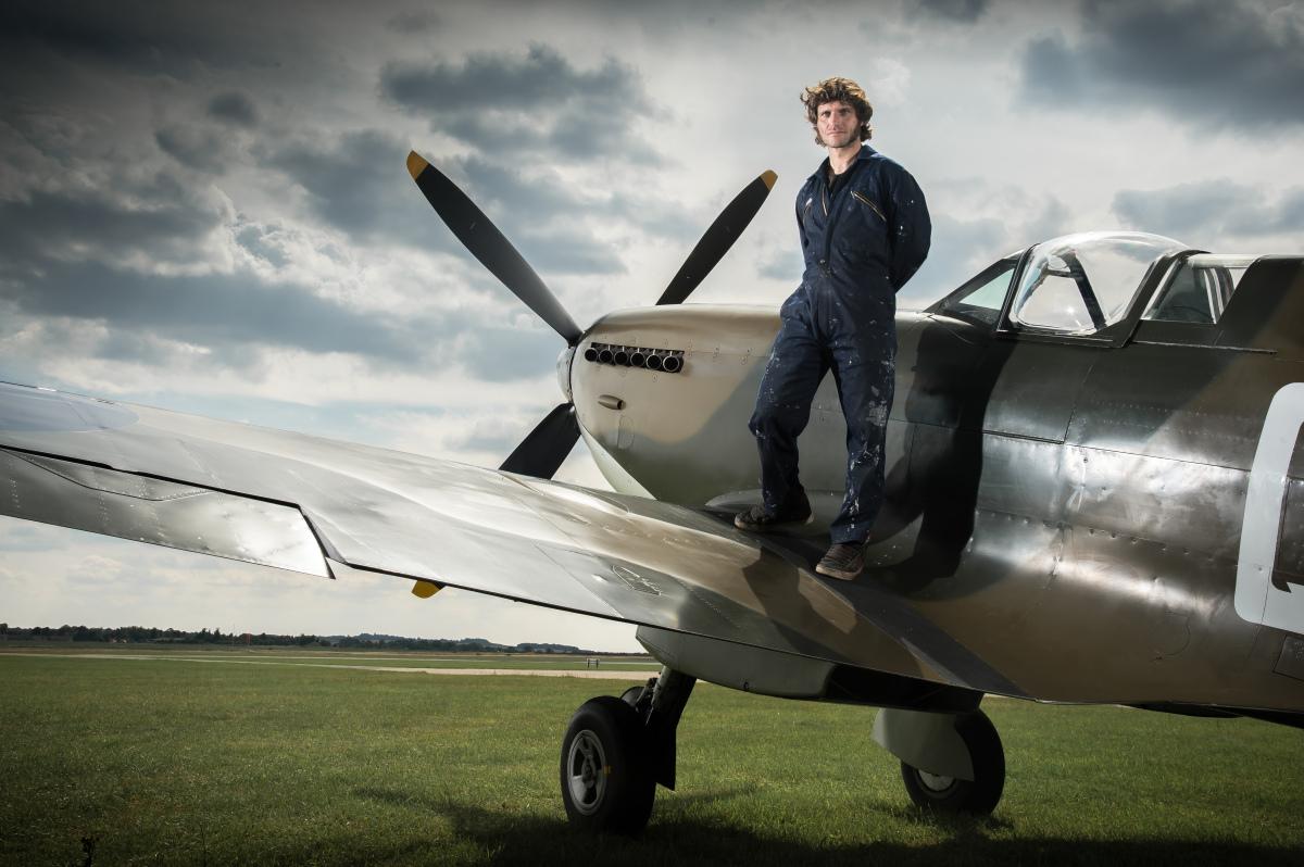 Guy Martin: Projekt Spitfire